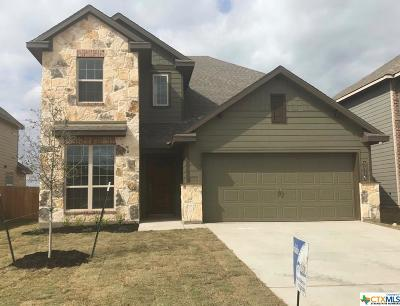Belton Single Family Home For Sale: 5334 Fenton Lane