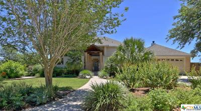 Seguin Single Family Home For Sale: 129 Trails End