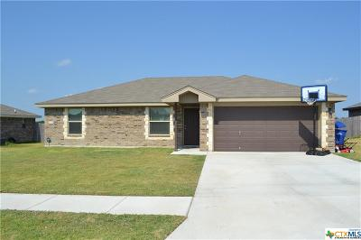 Copperas Cove Single Family Home For Sale: 2905 Settlement Road