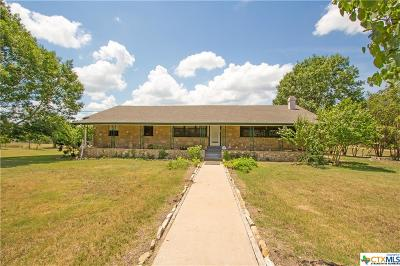 Kempner Single Family Home For Sale: 279 County Road 4766