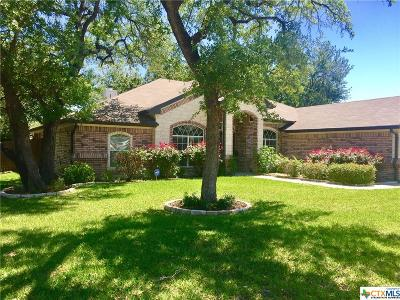 Killeen Single Family Home For Sale: 6104 Marble Falls