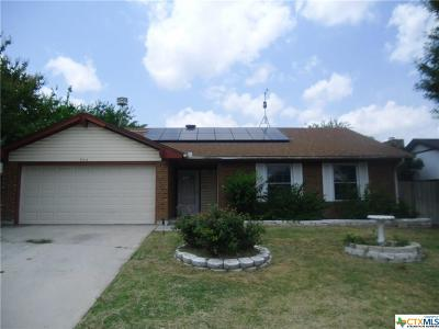 Copperas Cove Single Family Home For Sale: 905 4th Street
