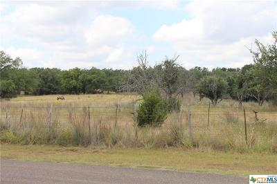 Lampasas Residential Lots & Land For Sale: Sheppard Lane