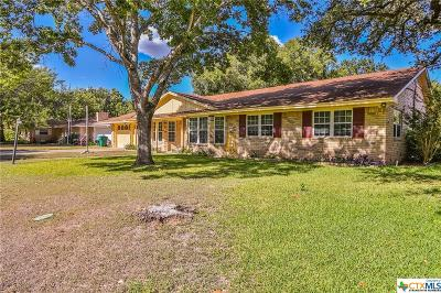 Belton Single Family Home For Sale: 1907 Leon