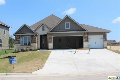 Belton TX Single Family Home For Sale: $235,800