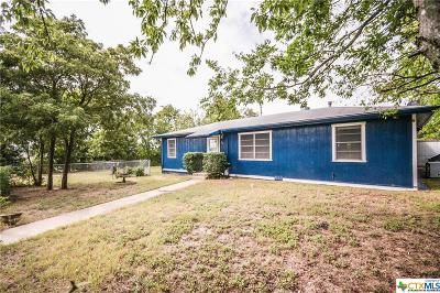 Nolanville Single Family Home For Sale: 304 Dale Avenue