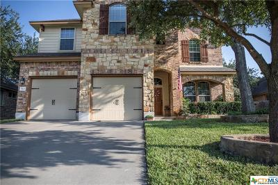 Killeen Single Family Home For Sale: 5311 English Oak Drive