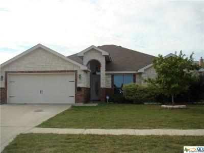 Copperas Cove Single Family Home For Sale: 2205 Coy Drive