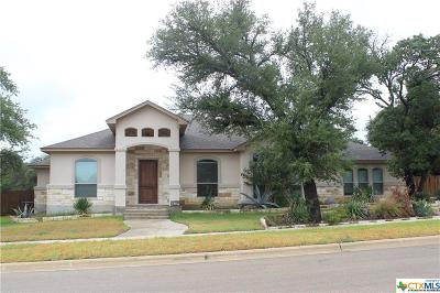 Killeen Single Family Home For Sale: 3805 Dodge City