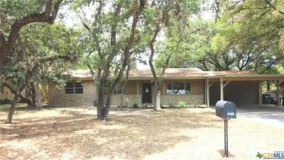 San Marcos Single Family Home For Sale: 1408 Brown