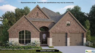 Seguin Single Family Home For Sale: 1949 Field Brook