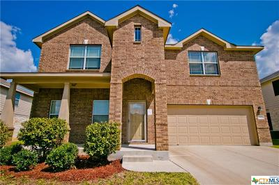 Copperas Cove Single Family Home For Sale: 2511 Laguna