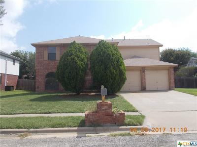Copperas Cove Single Family Home For Sale: 225 January Street