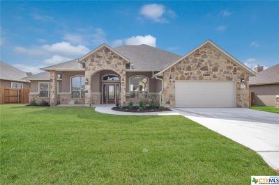 Seguin Single Family Home For Sale: 1140 Creekside Pond