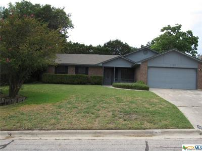 Harker Heights Single Family Home For Sale: 1102 Boulder Run