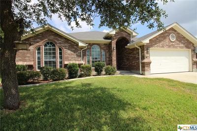 Killeen Single Family Home For Sale: 6303 Flag Stone