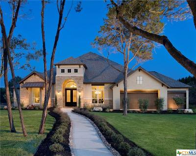 New Braunfels Single Family Home For Sale: 903 Wilderness Oaks
