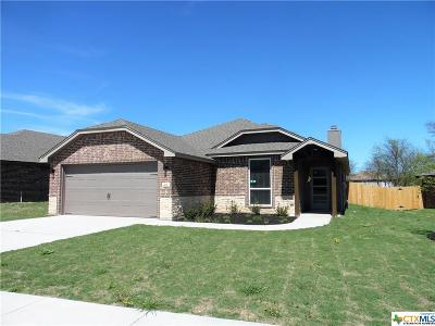 Belton TX Single Family Home For Sale: $174,500