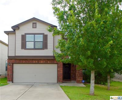 San Marcos TX Single Family Home For Sale: $199,500