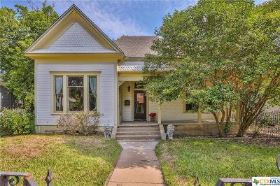 Belton Single Family Home For Sale: 116 10th Avenue