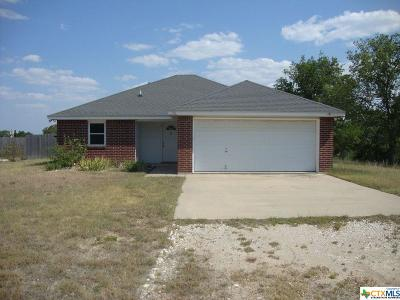Kempner Single Family Home For Sale: 130 County Road 4746