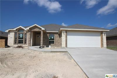 Killeen TX Single Family Home For Sale: $179,500