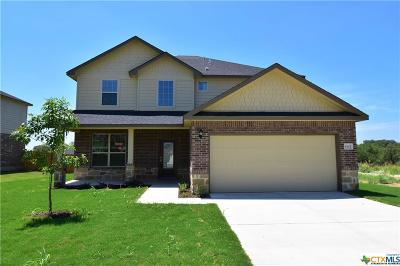 Killeen TX Single Family Home For Sale: $267,950