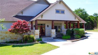 Canyon Lake Single Family Home For Sale: 2310 Comal