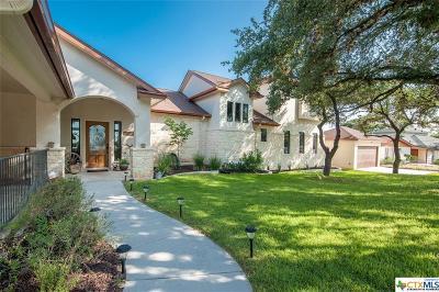 Canyon Lake Single Family Home For Sale: 2275 Glenn