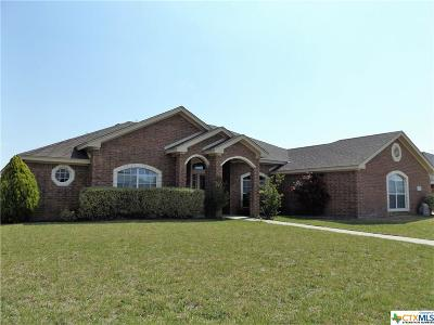 Killeen Single Family Home For Sale: 2106 Whippoorwill