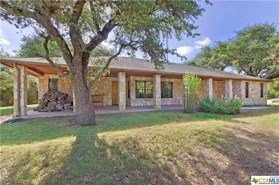 San Marcos Single Family Home For Sale: 101 Pioneer Trail
