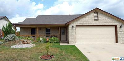 Copperas Cove Single Family Home For Sale: 2416 Merle