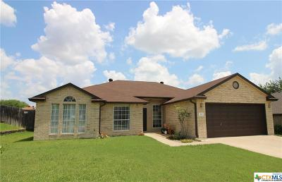 Harker Heights TX Single Family Home For Sale: $153,900