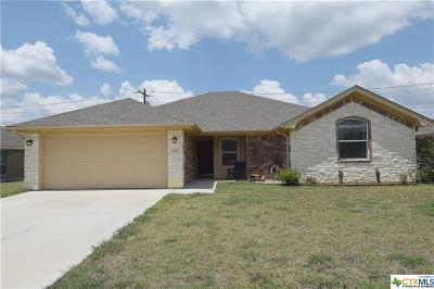 Copperas Cove Single Family Home For Sale: 3513 Settlement