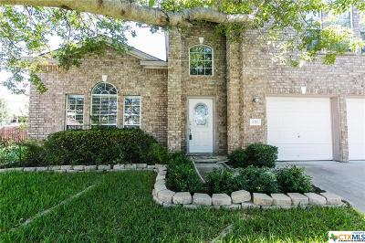 Harker Heights Single Family Home For Sale: 2211 Delaware