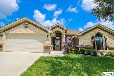 Killeen Single Family Home For Sale: 6403 Flag Stone