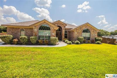 Belton Single Family Home For Sale: 995 Ridgeoak