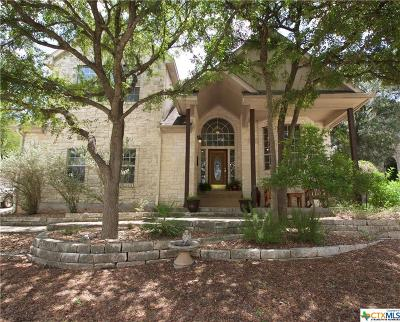 San Marcos Single Family Home Pending Take Backups: 203 Sierra Ridge