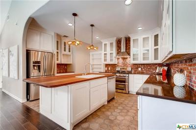 San Marcos Single Family Home For Sale: 418 Holland