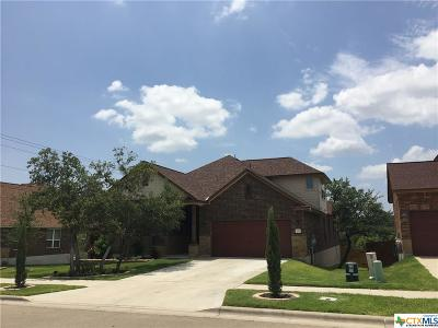 Harker Heights Single Family Home For Sale: 3371 Vineyard Drive