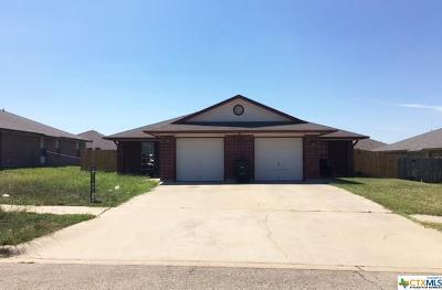 Killeen Multi Family Home For Sale: 2606 Lucille Drive