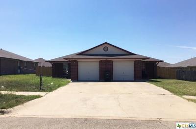Killeen TX Multi Family Home For Sale: $150,000