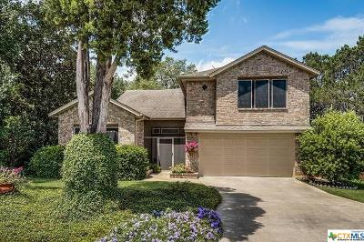 New Braunfels TX Single Family Home For Sale: $344,500