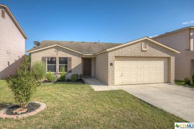 Cibolo Single Family Home Pending Take Backups: 209 Gatewood Falls