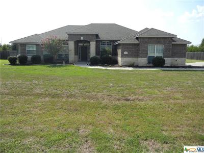 Temple Single Family Home For Sale: 7010 Valley Mist