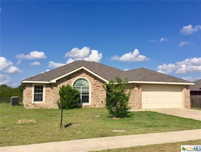 Copperas Cove Single Family Home For Sale: 2616 Curtis Drive