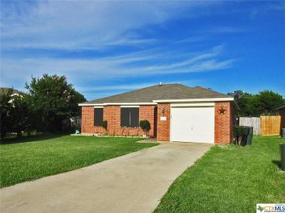 Temple TX Single Family Home For Sale: $96,900
