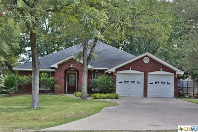 Belton TX Single Family Home For Sale: $224,500