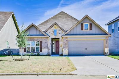 Temple TX Single Family Home For Sale: $204,000