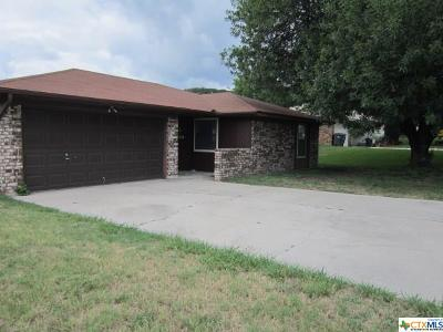Copperas Cove Single Family Home For Sale: 2510 Phyllis Street